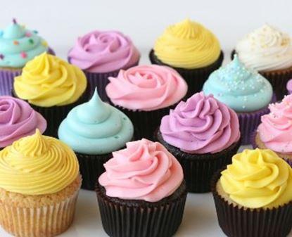 One Dozen Cupcakes