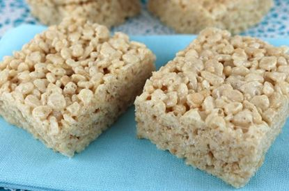 Picture of Giant Rice Krispie Treat